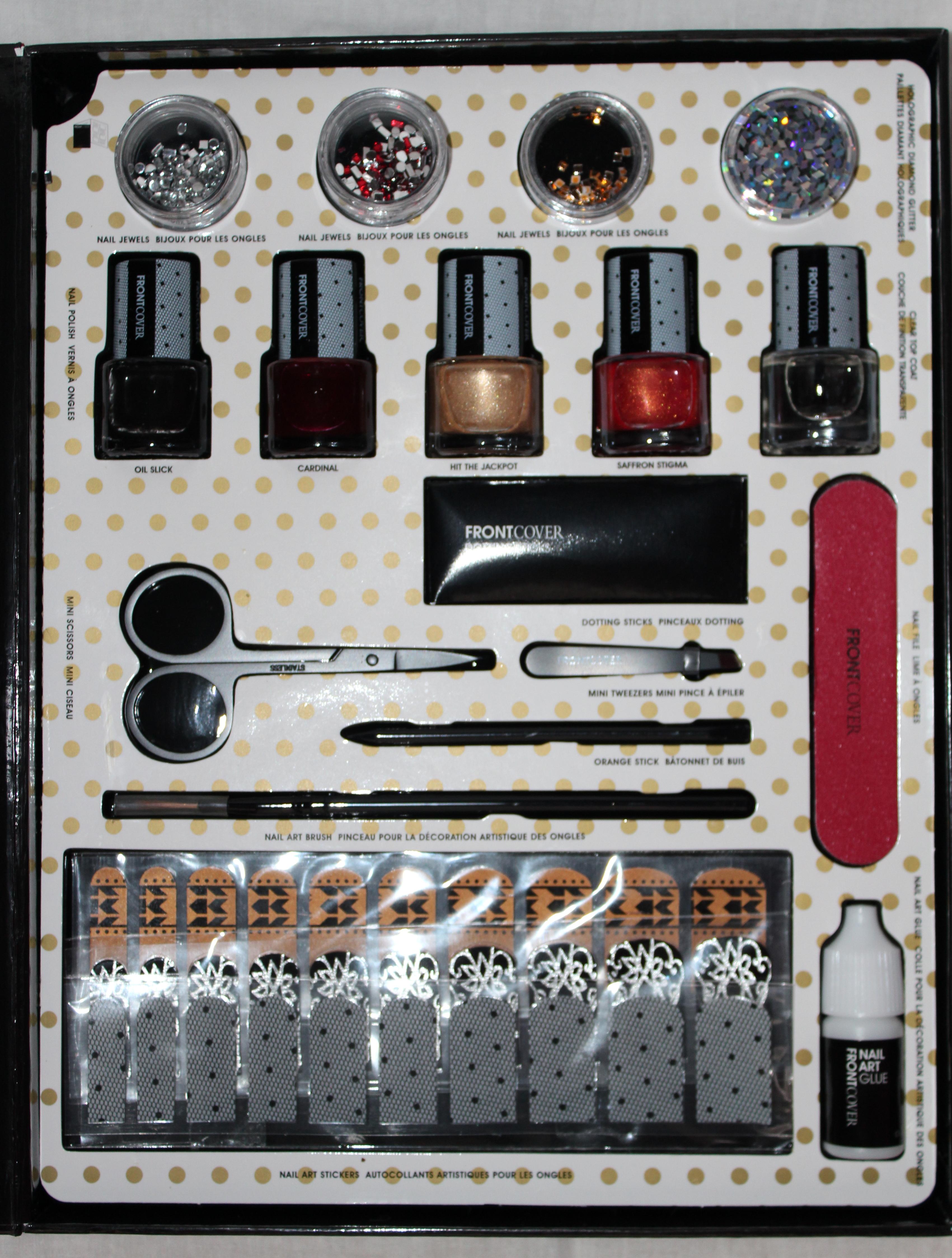 Nail Art Kit Sephora