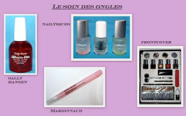 top soins ongles 2012
