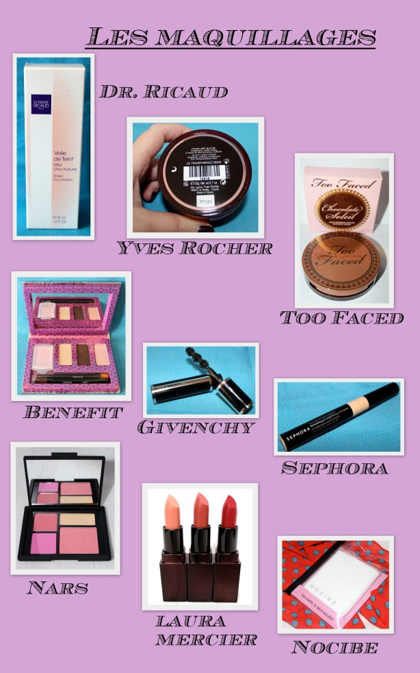 TOP MAKEUP 2012